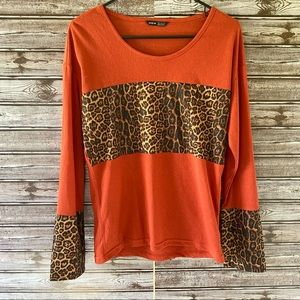 SHEIN Long-Sleeved Top Size S
